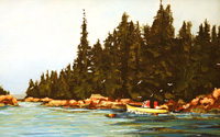 Maine Paintings, Maine Art, Maine Photographs